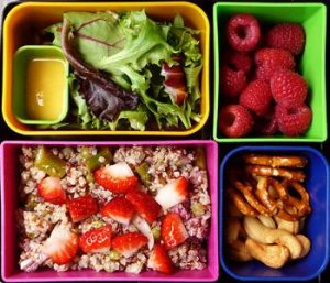 SpringQuinoaSalad-bento-lunch-box
