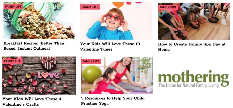 Mothering.com - February