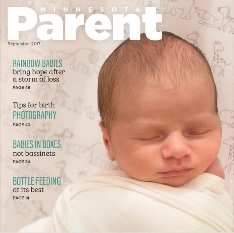 Minnesota Parent - September Cover