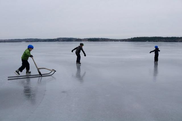 Ice Ski - 7