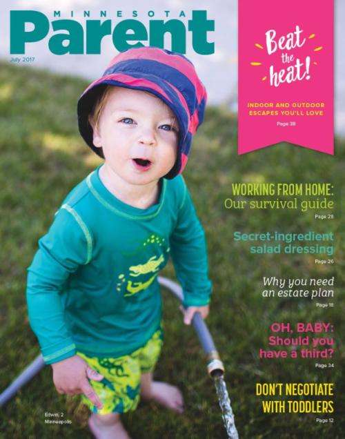 Minnesota Parent - July