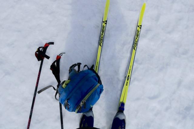 Lake Ski - BWCA - 1