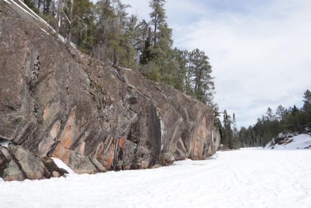 Lake Ski - BWCA - 3