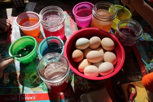 Easter Egging - 1