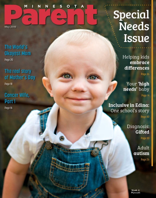 Minnesota Parent Mag - May 2018