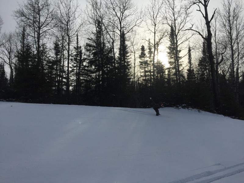 First Ski - 2