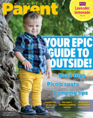 June 2010 MN Parent magazine