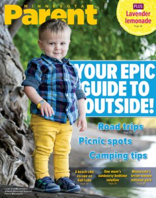 June 2010 MN Parent magazine