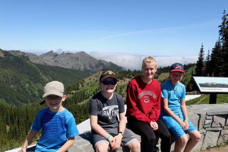 Hurricane Ridge - 9