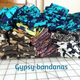 Gypsy Bandanas.