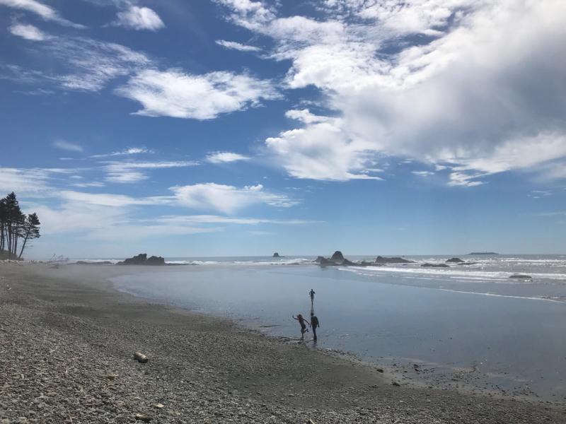 Ruby Beach  - 7