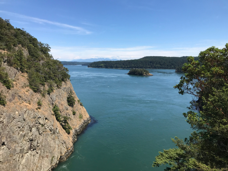 Port Townsend-Deception Pass - 1