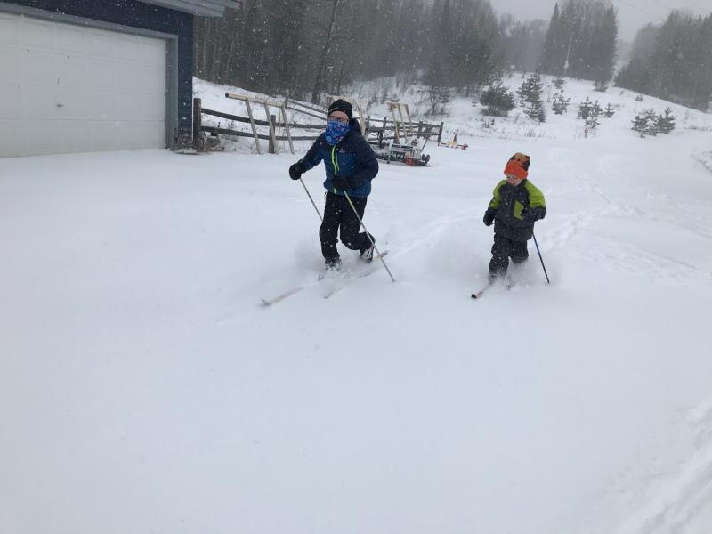 Snowday - 1