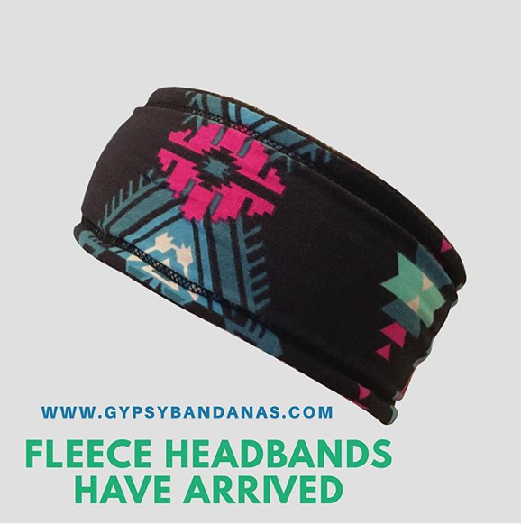 Gypsy Bandanas Winter Headbands