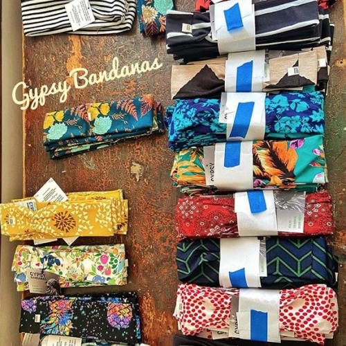 Gypsy Bandanas